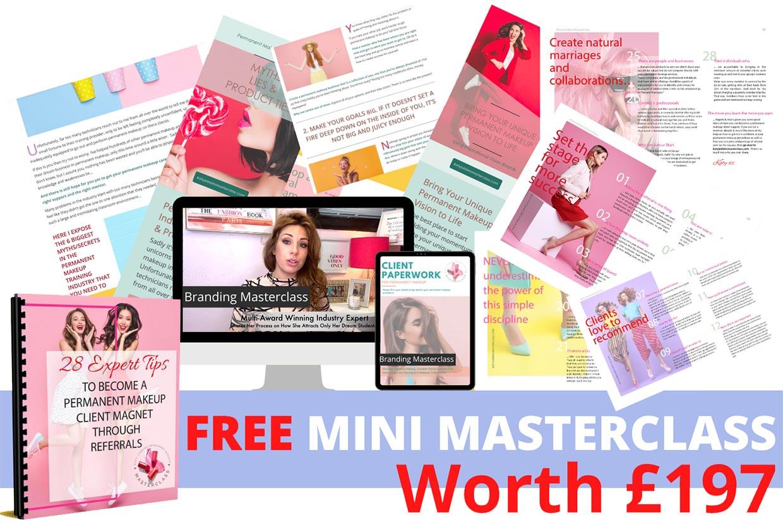 Free Mini Masterclass Worth 197